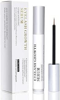 ALOhaLi Eyelash Growth Serum,Eyebrow Growth Serum,2019 Newest Natural Brow & Lash Enhancing Formula for Longer, Thicker Eyelashes and Fuller Eyebrows (5ml)