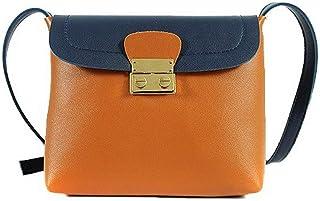VogueZone009 Women's Pu Casual Bags Crossbody Bags,CCABO217420