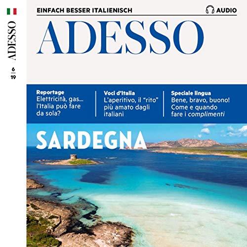 ADESSO Audio - Sardegna. 6/2019 Titelbild