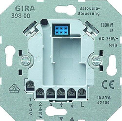 Gira 039800 Einsatz Jalousiesteuerung mit Nebenstelleneingang