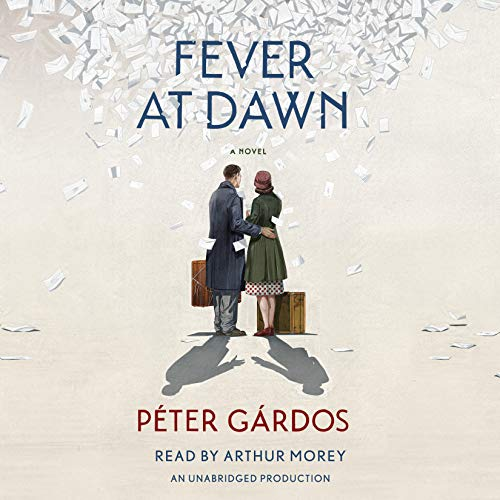 Fever at Dawn audiobook cover art