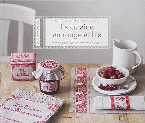 La cuisine en rouge et bis