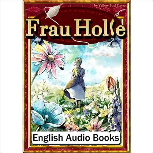 『Frau Holle(ホレおばさん・英語版)』のカバーアート