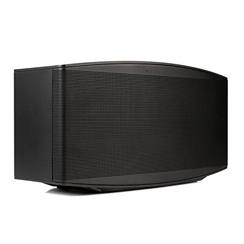 Mr 100Chromecast Build en Un–multiroom Haut-Parleur sans Fil avec W-LAN Streaming | aux in et Fonction Bluetooth–Système Compact avec 30W RMS Haut-parleurs stéréo