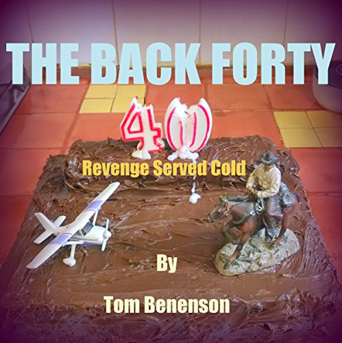 The Back Forty audiobook cover art