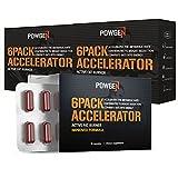 PowGen 6Pack Accelerator – Fatburner Kapseln – Fettverbrenner mit einzigartiger Formel aus...