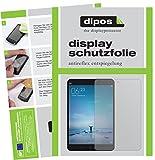 dipos I 2X Protector de Pantalla Mate Compatible con Xiaomi Mi Pad 3...