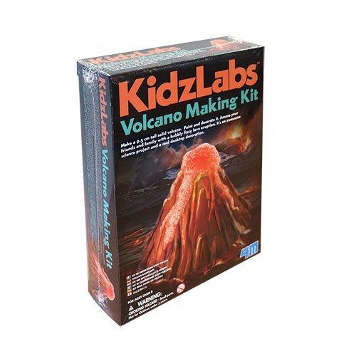 4M 68549 Kidz Labs - Kit de construcción para volcán
