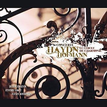 Haydn & Hofmann: Concerti