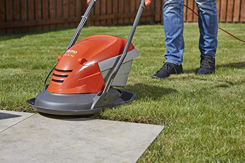 Flymo Hover Vac 250 Review