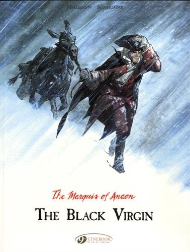 The Marquis of Anaon - tome 2 The Black Virgin (02)