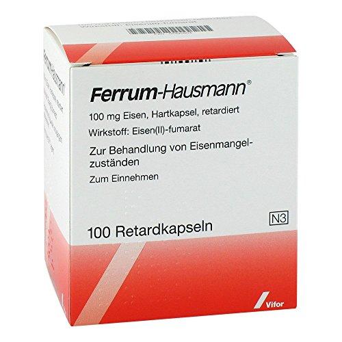 Ferrum Hausmann, 100 St. Retardkapseln