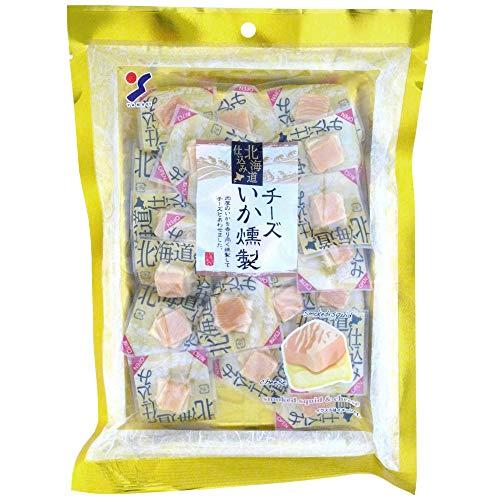 [10袋入り]北海道仕込み チーズいか燻製 120g