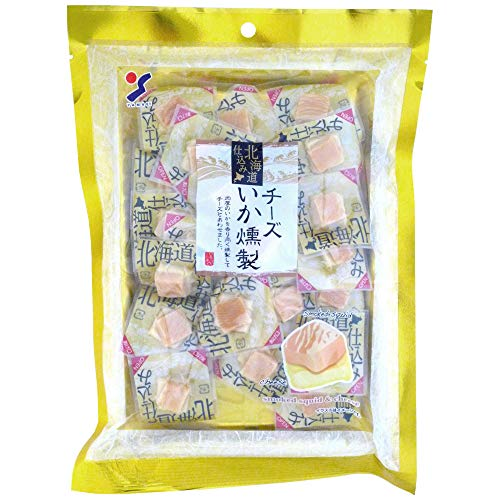 [3袋入り]北海道仕込み チーズいか燻製 120g