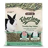 ZuPreem - Alimento Conejos FiberLong   Pienso en Pellets Conejo - 1,98 kg