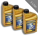 HSM Dunlop 0W30 - Aceite sintético para Motor (3 L)