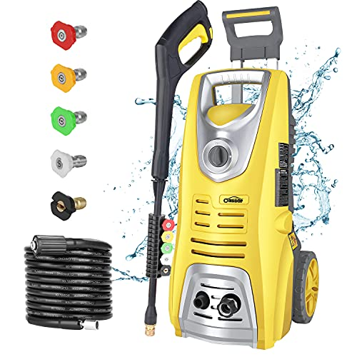 Pressure Washer Electric Power Washer, 3046 PSI 1.85 GPM...