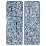 CleanAid Tampons en Microfibres, Super Absorbant pour la Serpillière CleanAid Formosa (paquet de 2)