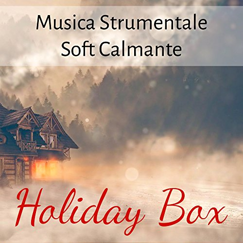 Holiday Box - Musica Strumentale Soft Calmante per Notte Anno Nuovo Festa di Natale con Suoni Rilassanti della Natura Binaurali