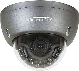 Speco Technologies Intense IR HD TVI Only Camera Dome Camera, Dark Gray (HT5941T)