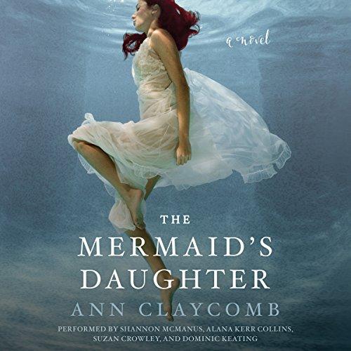Page de couverture de The Mermaid's Daughter