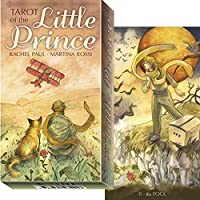 タロットカード 78枚 ライダー版 タロット占い 【タロット オブ リトル プリンス Tarot of the Little Prince 】日本語解説書付き [正規品]