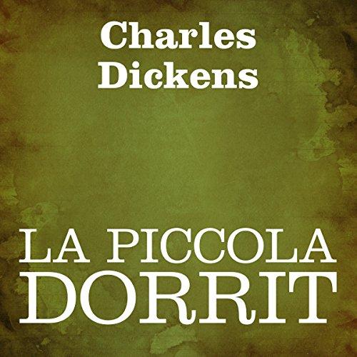 La Piccola Dorrit audiobook cover art