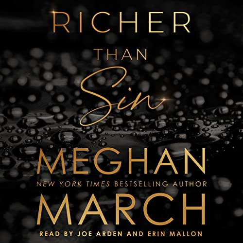 Richer Than Sin Audiobook By Meghan March cover art