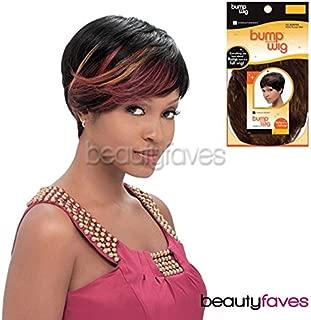 Sensationnel Pre-Bumped 100% Human Hair Wig - FAB FRINGE (M34)
