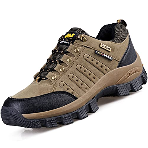 VTASQ Scarpe da Trekking Uomo Donna Arrampicata Sportive Impermeabili Traspiranti Passeggiate Stivali per...