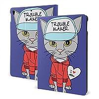 キティ IPAD 革製ケース PU 保護ケースカ 全面保護 傷つけ防止 多機能 ipad 10.2 inch 10.5 inch 装飾 ユニセックス