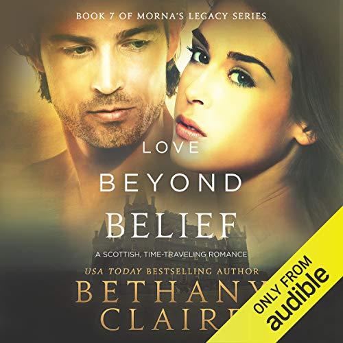 Love Beyond Belief audiobook cover art