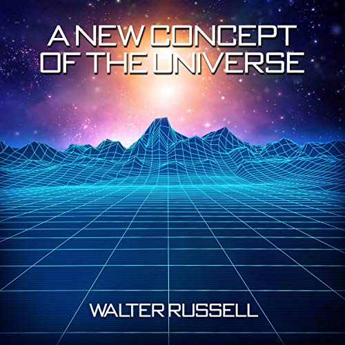 The New Concept of the Universe audiobook cover art