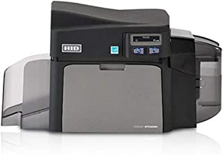 Fargo DTC4250e Single-Side ID Card Printer