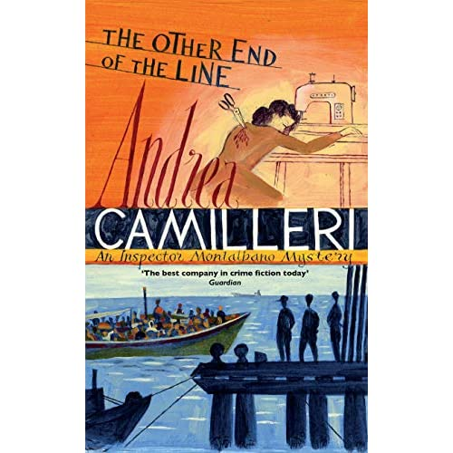 The Other End of the Line: Andrea Camilleri