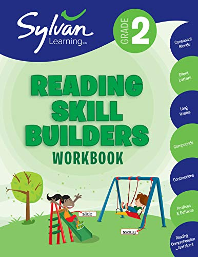 2nd Grade Reading Skill Builders Workbook: Activities, Exercises, and Tips...