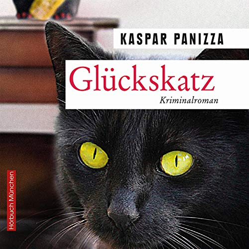 Glückskatz audiobook cover art