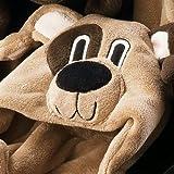 BIG GAME Cuddly Buddies Animal Blankets (Dog)