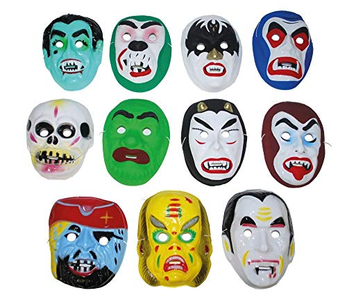 Fiesta Palace - masque coque halloween mix enfant
