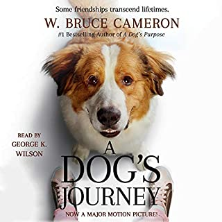 A Dog's Journey cover art