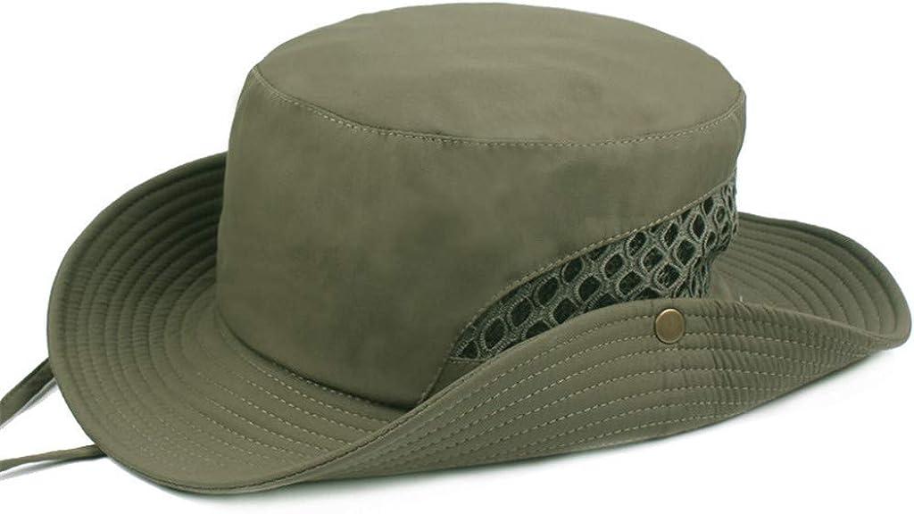 LOPILY Sombrero de Pescador de Verano Unisex Sombrero de ...