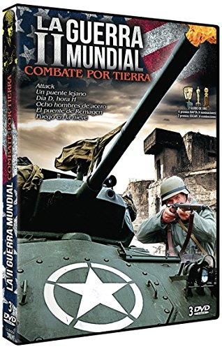 Segunda Guerra Mundial. Combate en tierra [DVD]