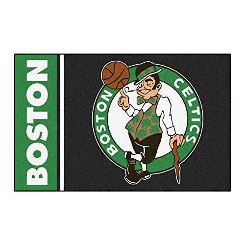 FANMATS 17904 NBA Boston Celtics Uniform Inspired Starter Rug