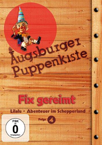 Augsburger Puppenkiste - Lilalu - Abenteuer im Schepperland, Folge 4