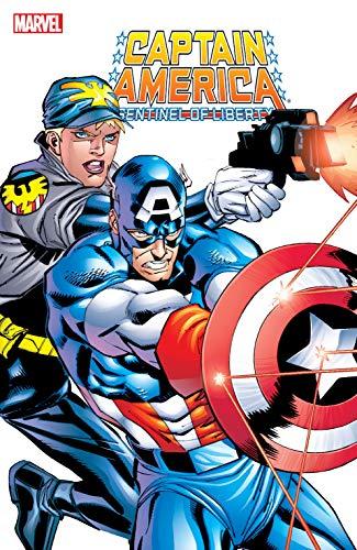 Captain America: Sentinel of Liberty (Captain America: Sentinel of Liberty (1998-1999)) (English Edition)