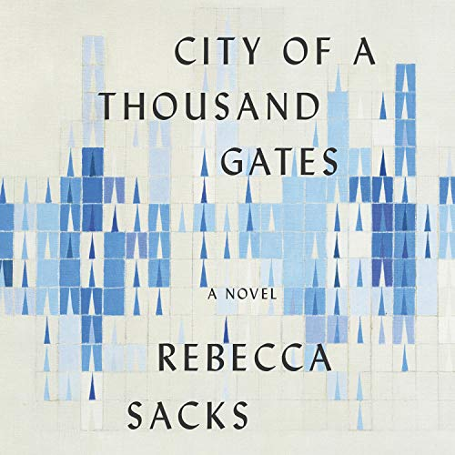 City of a Thousand Gates  By  cover art