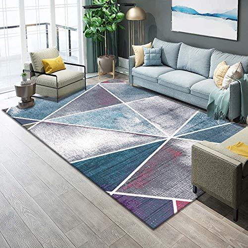 Nordic Modern Minimalist Non-Slip Floor Mats Rectangular Washable Living Room Sofa Coffee Table Bedroom Hotel Party Party Carpet