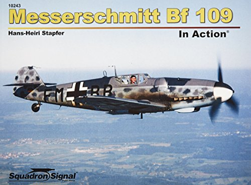 Price comparison product image Messerschmitt Bf 109 in Action (In Action Series 10243)