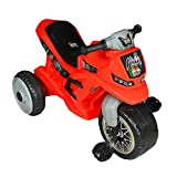 Bestome Tricycle for Kids Blue Color with Music or Front Back Basket Ba