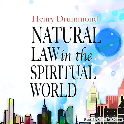 Natural Law in the Spiritual World cover art